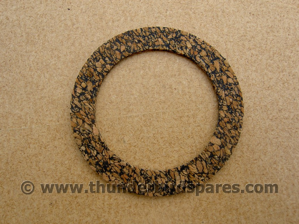 Oil Tank Cap Gasket Cork for 2 inch cap. Also Triumph fork washer 82 ...
