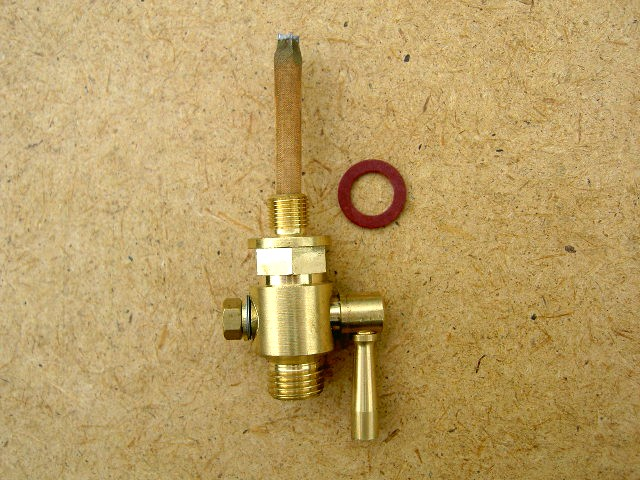 Petrol Tap Brass Lever Type 1 8 1 4 Bsp Top Quality